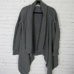 Old Navy Cardigan Womens Small S Gray Knit